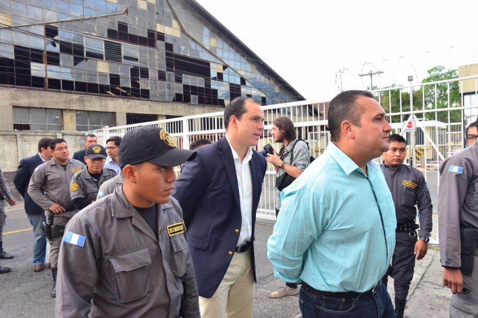 Los implicados en el caso Cooptación del Estado serán escuchados por el juez Miguel Ángel Gálvez. (Foto: Jesús Alfonso/Soy502)