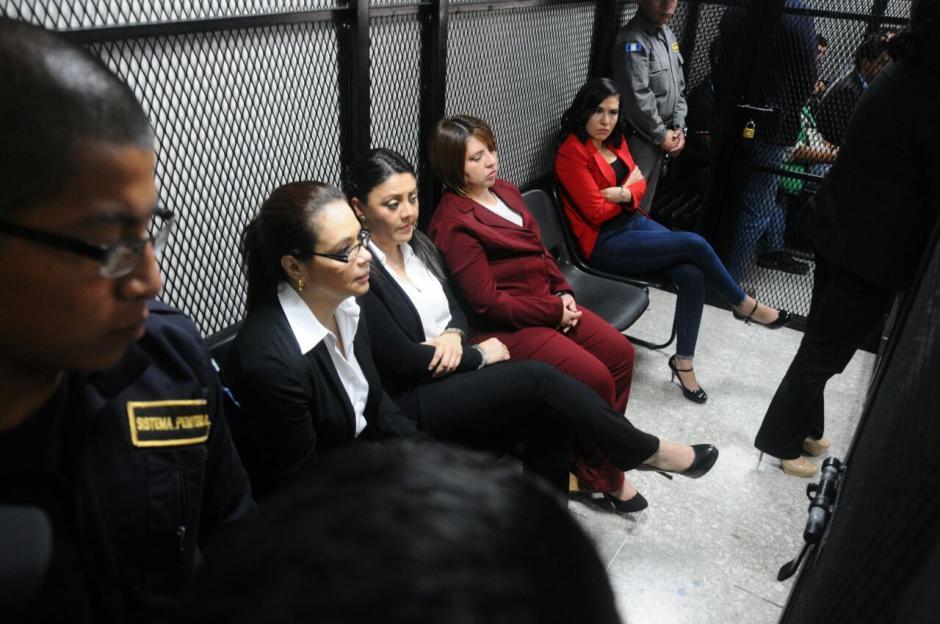 Baldetti es sindicada de haber cometidos actos relacionados con la corrupción. (Foto: Alejandro Balán/Soy502)