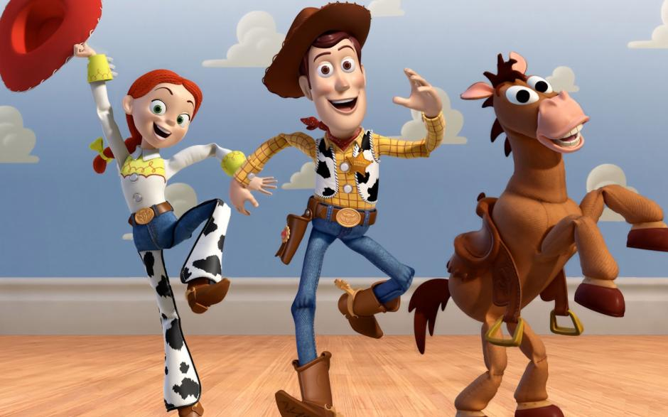 El compañerismo siempre se vio presente entre los personajes de Toy Story. (Foto:anapeliculasdisney.blogspot.com)