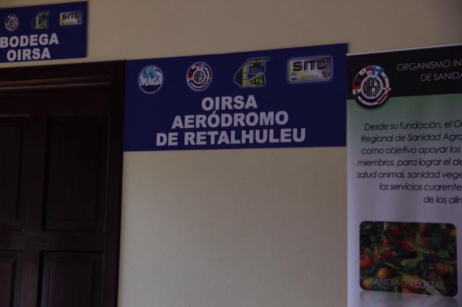 El nuevo aeródromo abrió sus puertas este viernes. (Foto: Fredy Hernández/Soy502)