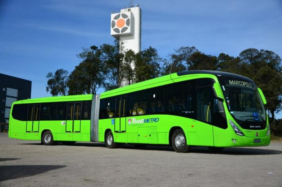 La empresa sudamericana se encarga de fabricar los buses del Transmetro. (Foto: Marcopolo)
