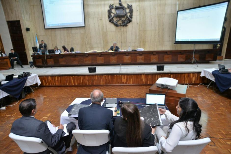 El juez Miguel Ángel Gálvez hará una visita preventiva a la cárcel de Matamoros. (Foto: Wilder López/Soy502)