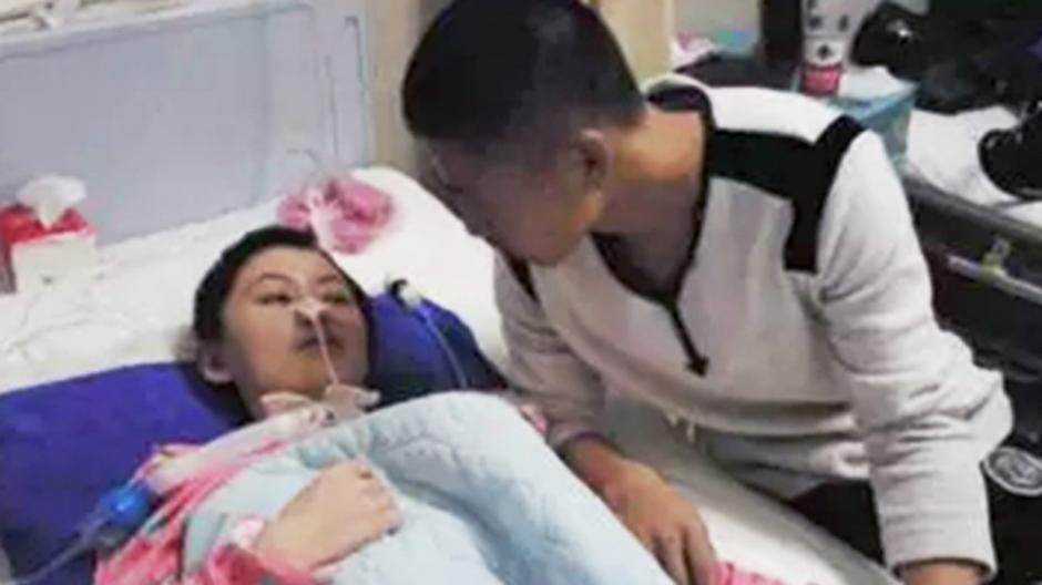 Tras salir del coma acusó a su novio de ser quien la golpeó para llevarla a ese estado. (Foto: crhoy.com)