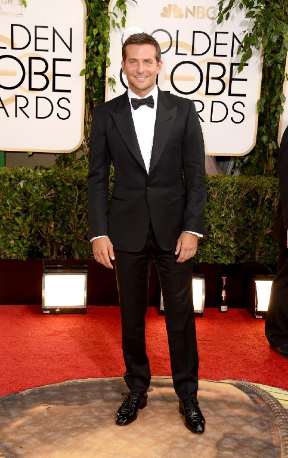 El actor Bradley Cooper. (Foto: AFP)