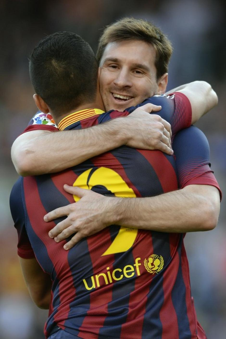 Messi ha reiterado su intención de terminar su carrera futbolística con su actual club. (Foto: AFP)