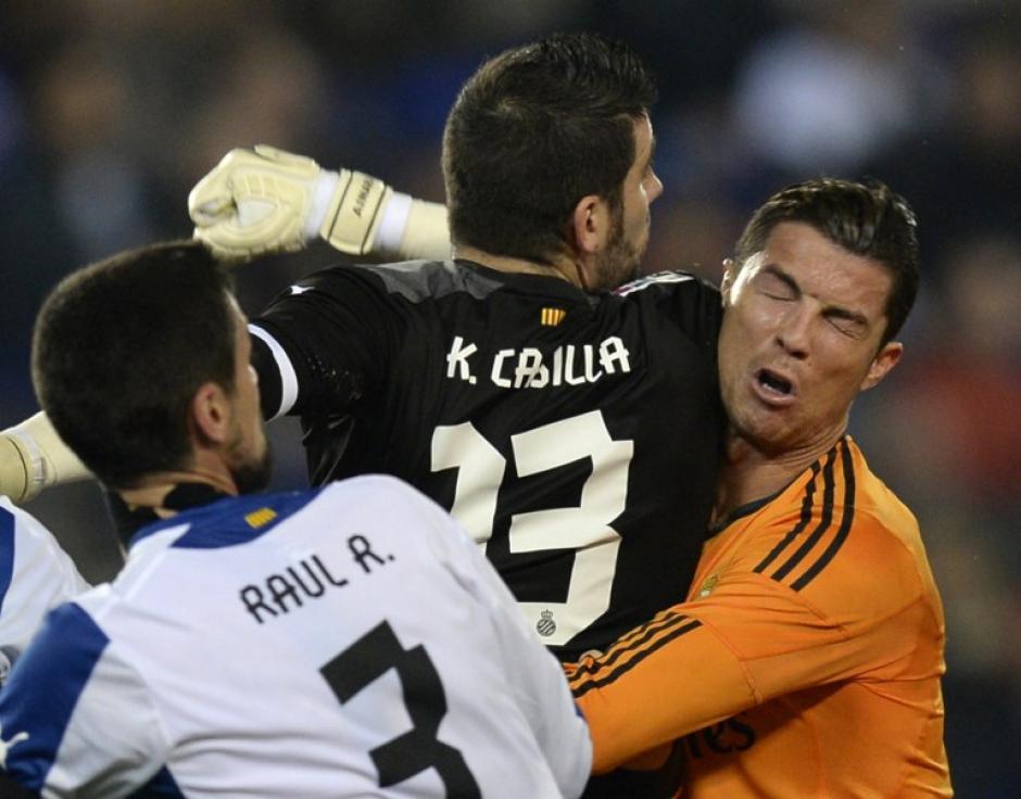 El portugués es el enemigo número uno de los guardametas, pues ha podido anotar durante todos los minutos posibles en un partido. (Foto: AFP)
