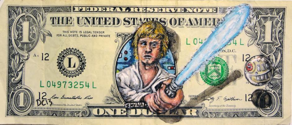 Uno de los integrantes de la dinastía Skywalker. (Foto: artes9.com)
