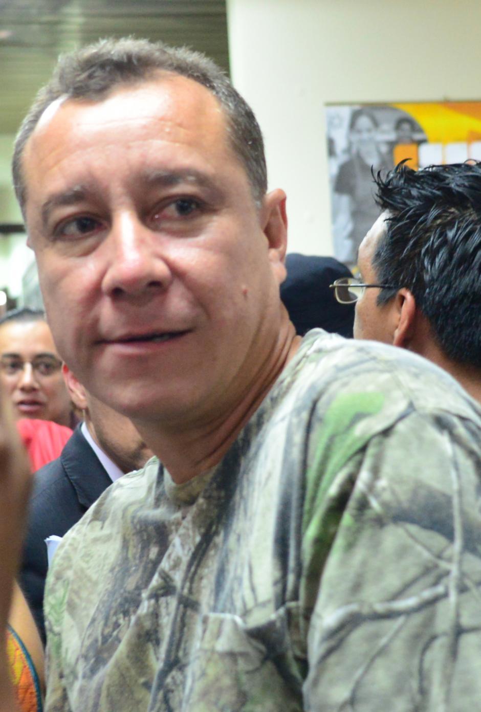 Herberth Francisco Cabrera. (Foto: Archivo/Soy502)