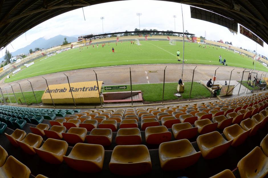 El Marquesa de la Ensenada es uno de los estadios más imponentes de occidente. Tiene capacidad para unas 11 mil personas. (Foto: Nuestro Diario)