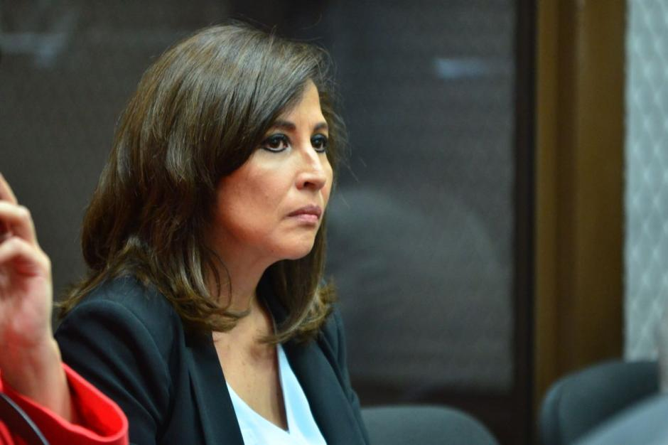 Vivian Urízar es sindicada de falsedad ideológica. (Foto: Archivo/Soy502)