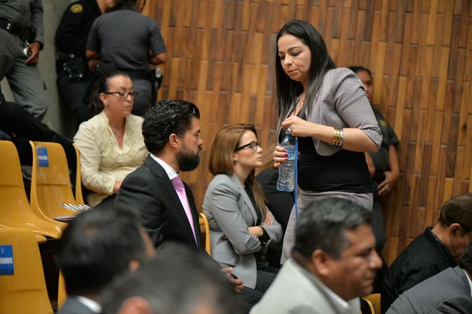 La muerte de Lima trascendió en el día 22 de la audiencia Cooptación del Estado. (Foto: Wilder López/Soy502)
