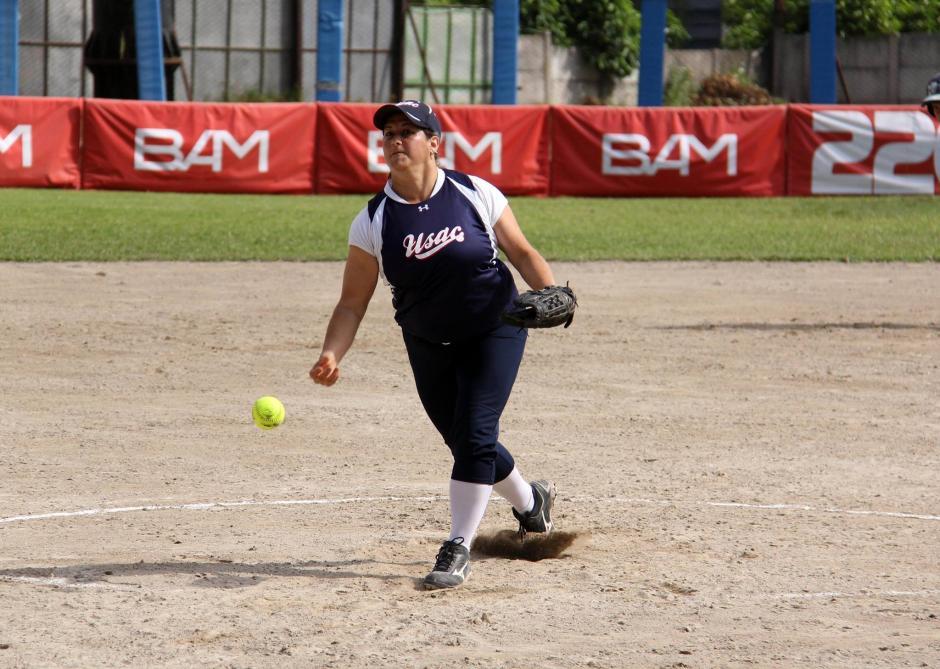 Patricia Godoy de Dieguez dice adiós al softbol profesional. (Foto: Luis Barrios/Soy502)