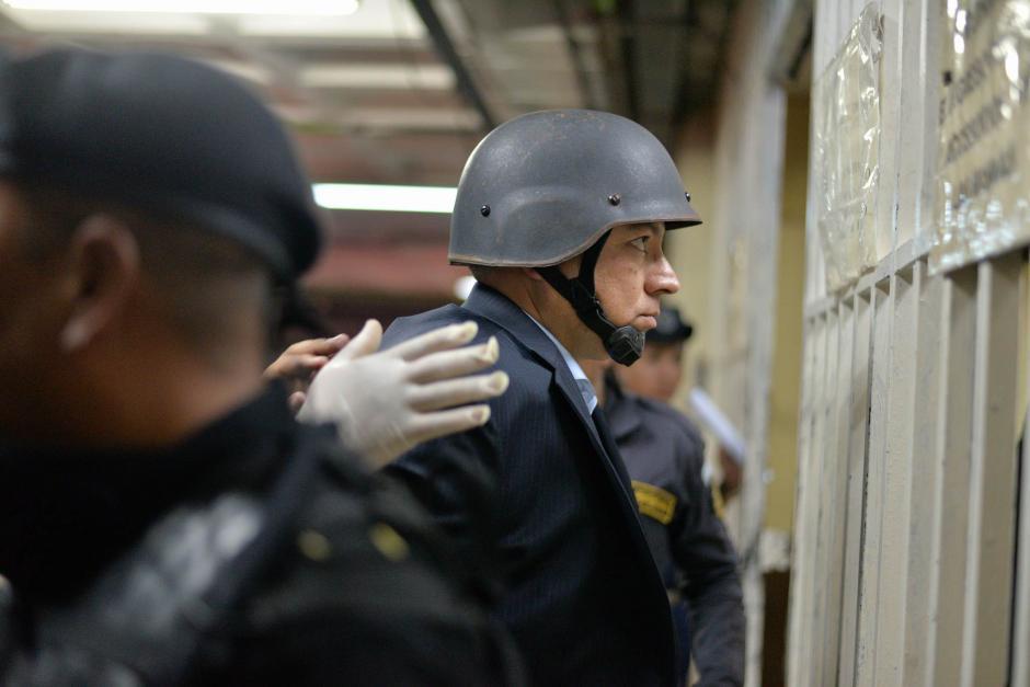 Eco es el primer colaborador eficaz del MP en el caso La Línea. (Foto: Wilder López/Soy502)