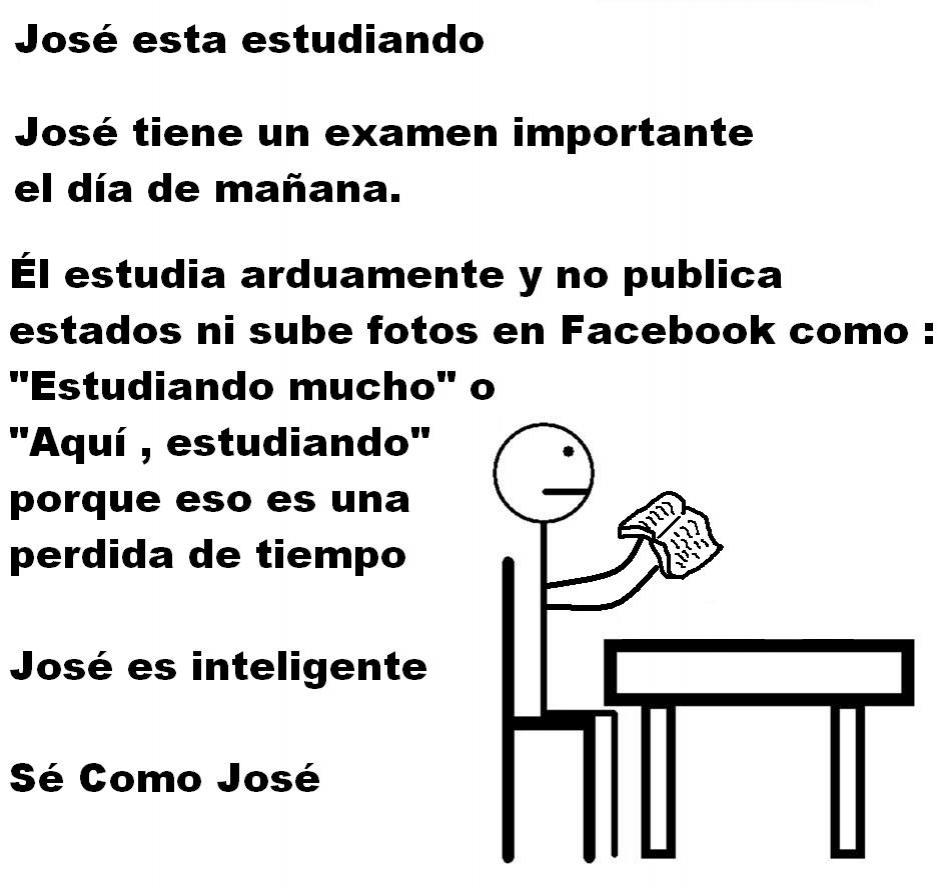 Sé como José es una página que promueve la tolerancia en las redes sociales. (Foto: Facebook/Sé como José)