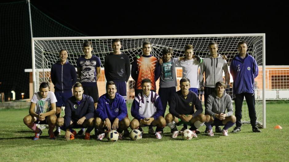 El equipo cuenta con 15 jugadores del mismo apellido. (Foto: Filip Brala/24sata)