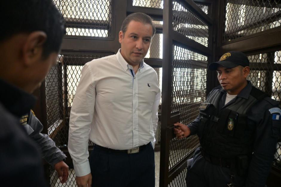 Roberto Barreda contó que realiza ejercicio en Mariscal Zavala. (Foto: Wilder López/Soy502)