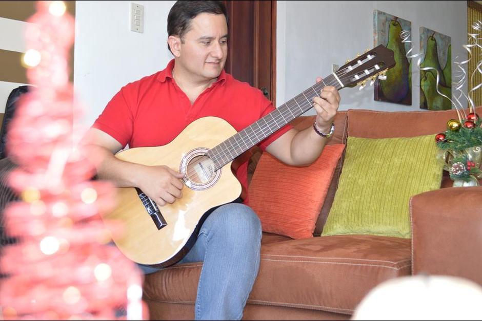 En el concurso participaron más de 100 guitarristas de todas partes del mundo. (Foto: Facebook, José Luis Lemus)