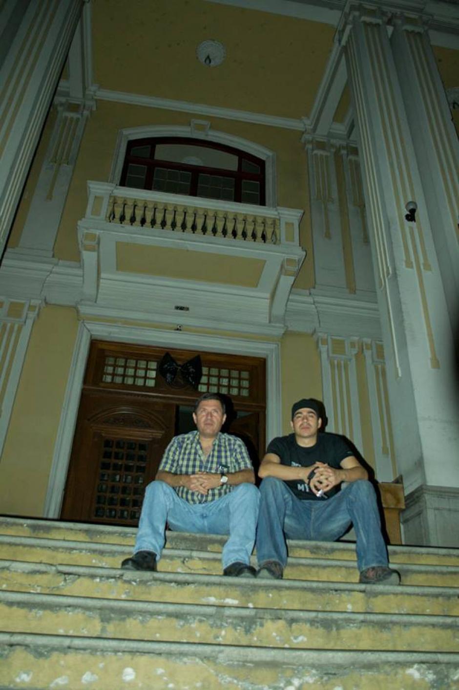 El Paraninfo Universitario es uno de los lugares con gran presencia de energía en la ciudad. (Foto: Guatespantos)