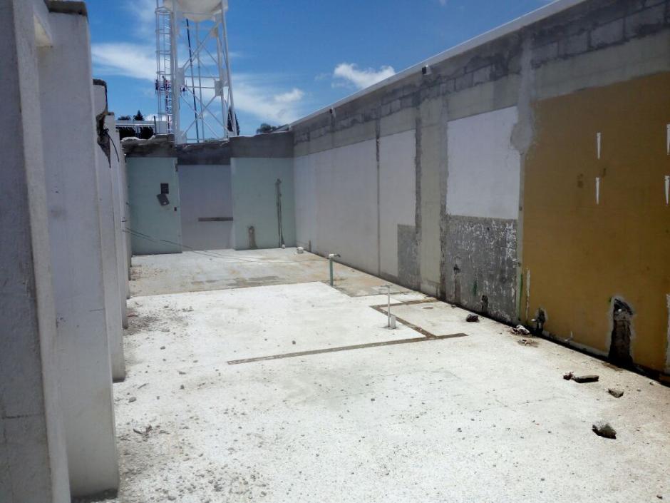 Mario Cano dijo que aceptó el edificio como pago de honorarios. (Foto: MP)