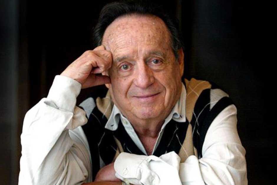 Roberto Gómez Bolaños murió a la edad de 85 años