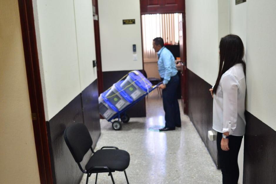 El juez Gálvez deberá programar una audiencia para discutir si los implicados enfrentarán juicio como lo pide el MP. (Foto: Jesús Alfonso/Soy502)