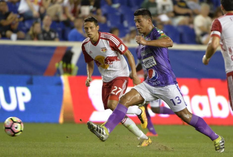 Antigua debutó en la Liga de Campeones de Concacaf. (Foto: MexSport)