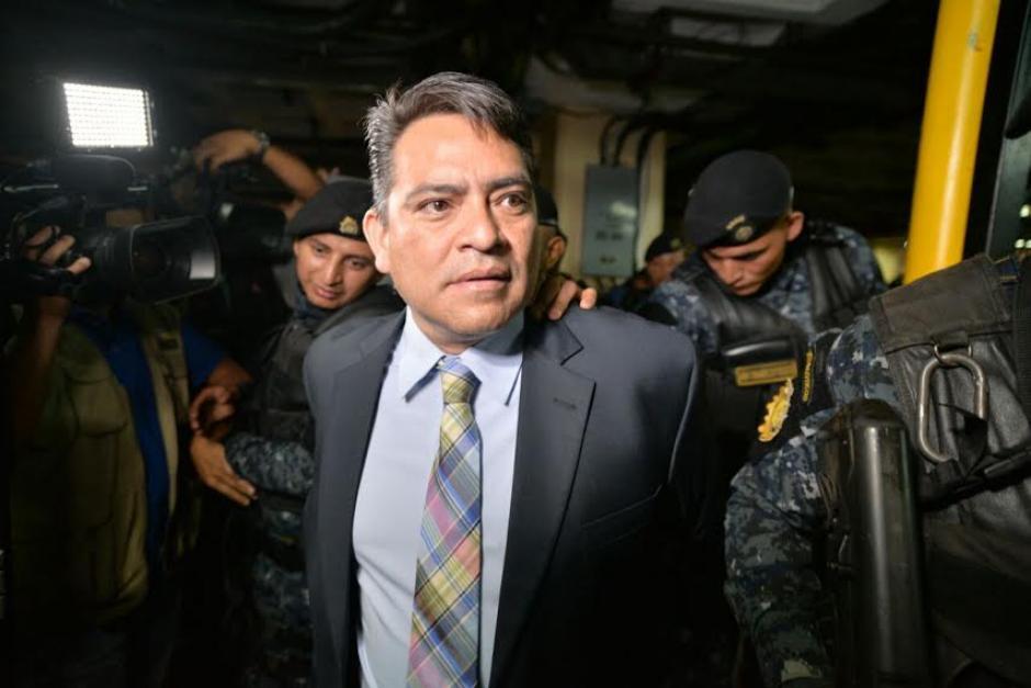 Por este caso ya fueron detenidos Alfredo Rabbé y Luis Mijangos. (Foto: Wilder López/ Soy502)