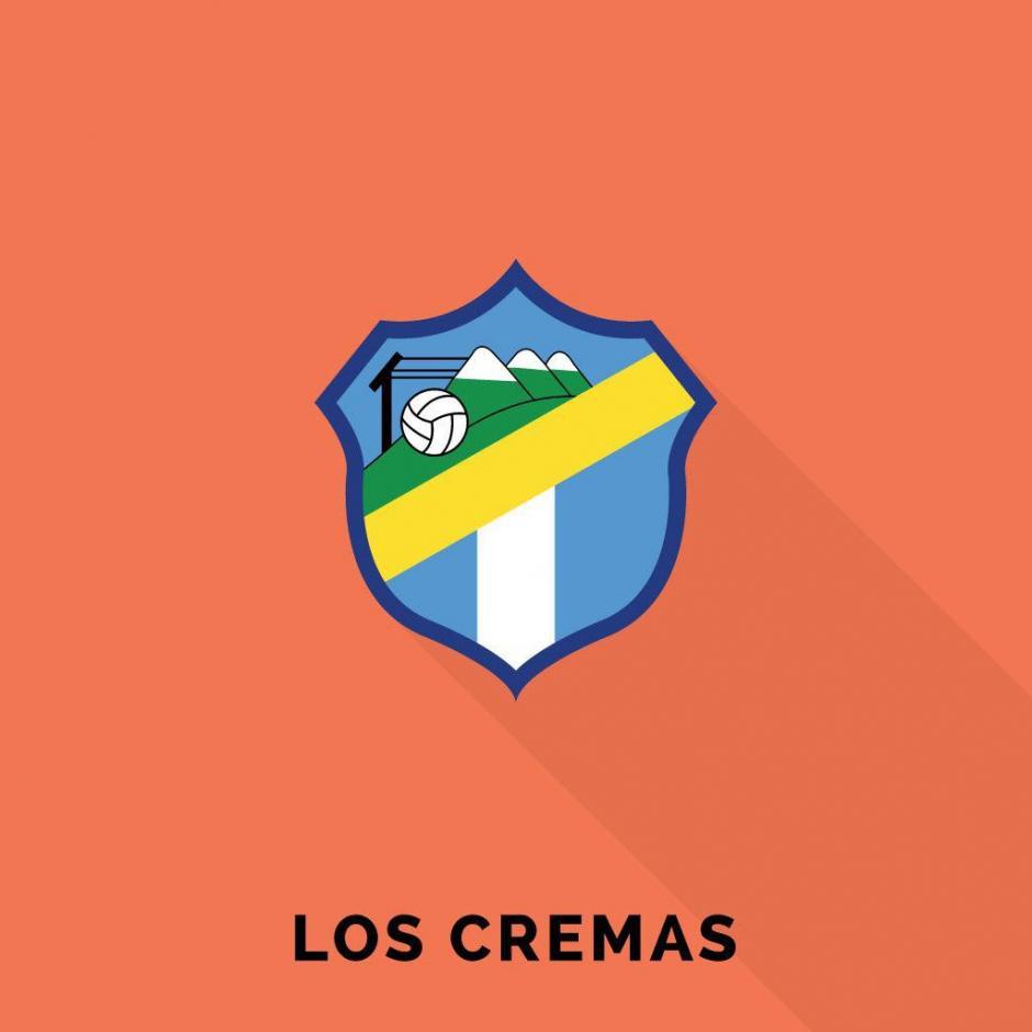 El escudo de los Cremas también está entre la lista de los Guatemojis. (Foto: Guatemoji)