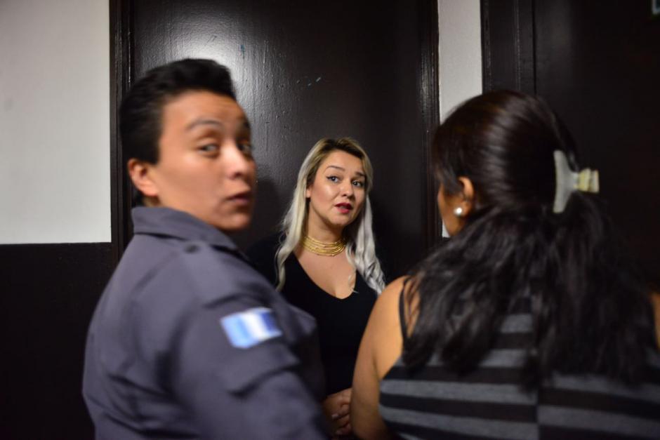 """La defensa de """"El Fantasma"""" y Cardona espera que la extradición de ambos pueda realizarse al mismo tiempo. (Foto: Jesús Alfonso/Soy502)"""