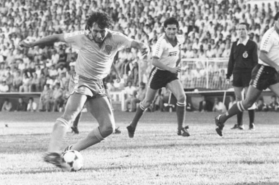 """""""Mágico"""", el ídolo del futbol de Cádiz. (Foto: Google)"""