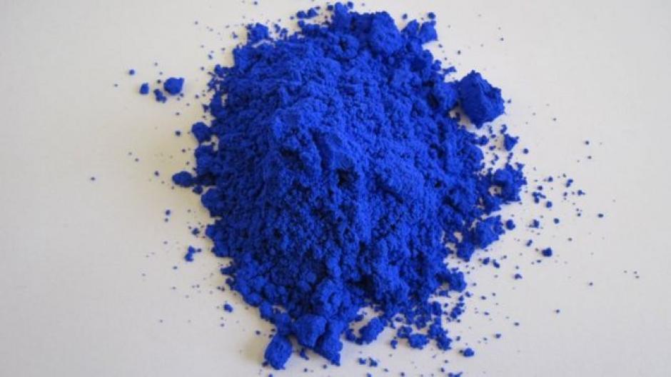 Esta nueva tonalidad del color azul es más brillante y no es tóxica. (Foto: www.bbc.com)
