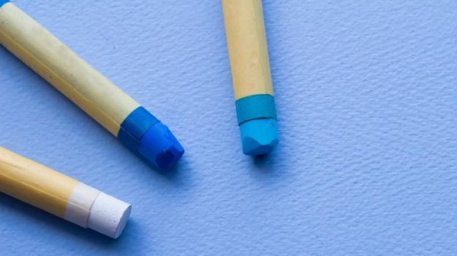 Los estudiantes universitarios descubrieron el nuevo color por accidente. (Foto: www.bbc.com)