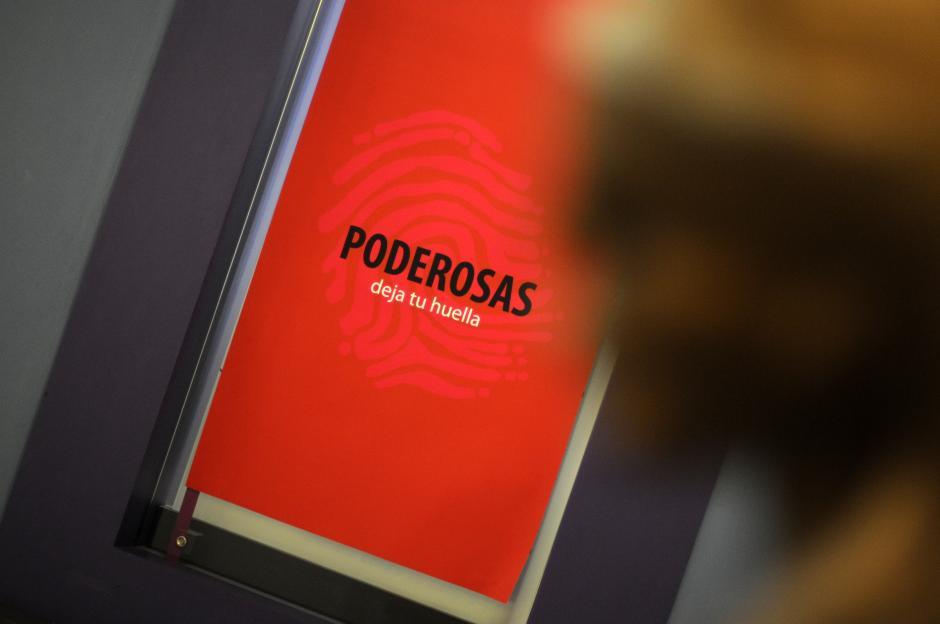 Las obras del colectivo de mujeres, Poderosas, están en el Múseo de Arte Moderno, Carlos Mérida en la zona 13 capitalina.
