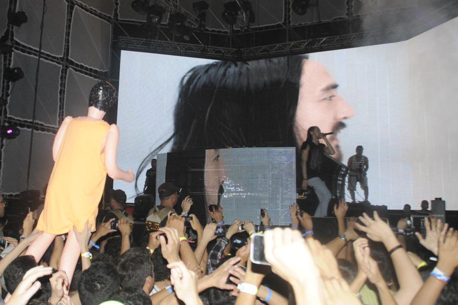 El Dj ha participado en espectáculos internacionales de música electrónica como el Tomorrowland de Bélgica. (Foto: Luis Barrios/Soy502)