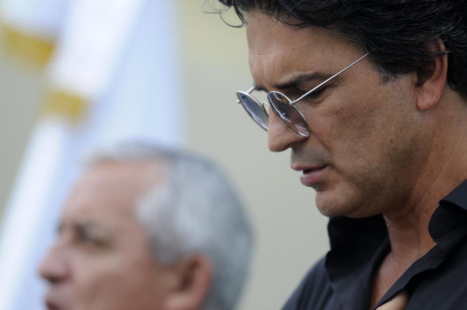 La madre de Ricardo, Noemí Morales, falleció a principios de diciembre. (Foto: Esteban Biba/Soy502)