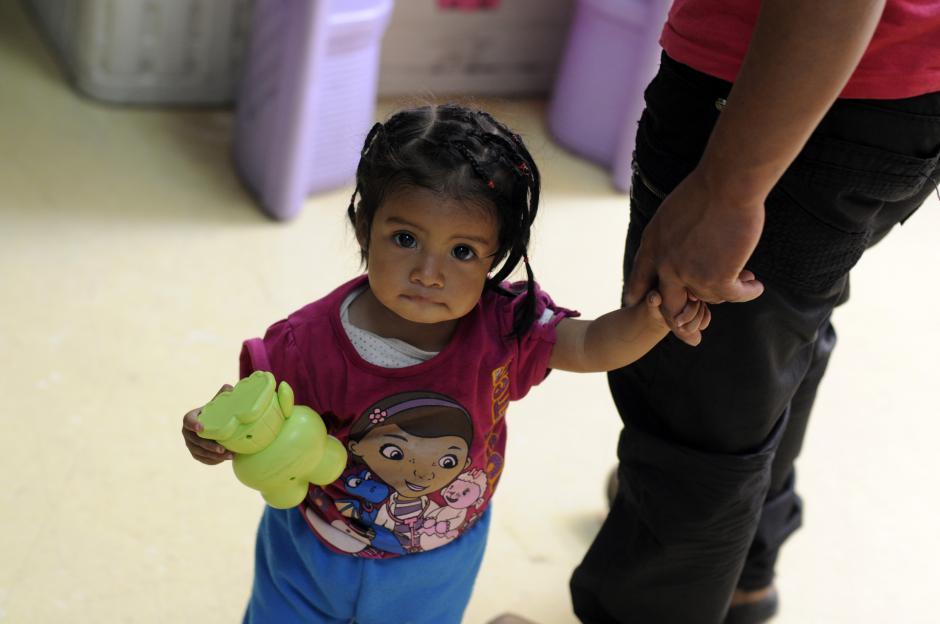 Los niños y niñas de toda Guatemala son atendidos enla Unidad de Cirugía Cardiovascular de Guatemala (UNICAR). (Foto: Esteban Biba/Soy502)