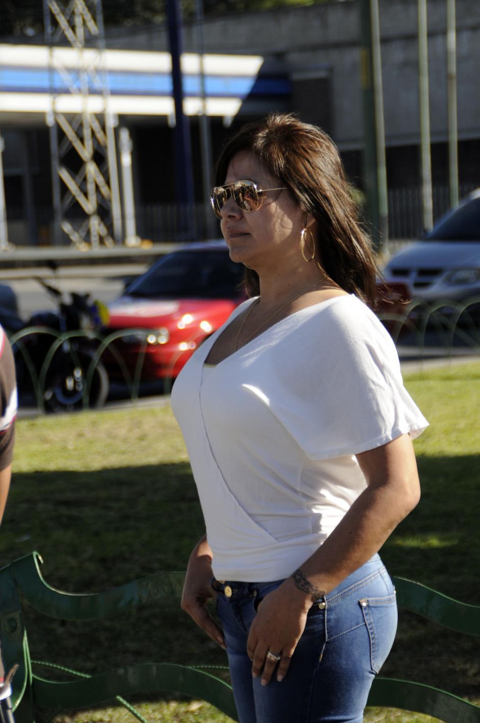 La Policía informó que la mujer tiene fuertes vínculos con diferentes organizaciones del narco. (Esteban Biba/Soy502)