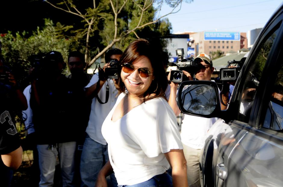 Sonia Cruz tiene una orden de captura internacional requerida por los Estados Unidos. (Esteban Biba/Soy502)