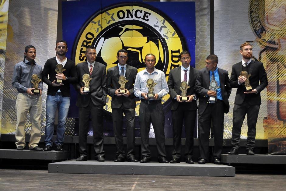 Los ganadores fueron elegidos gracias al voto de los lectores. (Foto: Diego Galeano/Nuestro Diario)