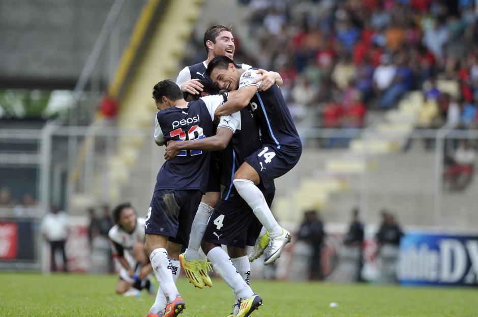 Cremas, coatepeque, Liga Nacional