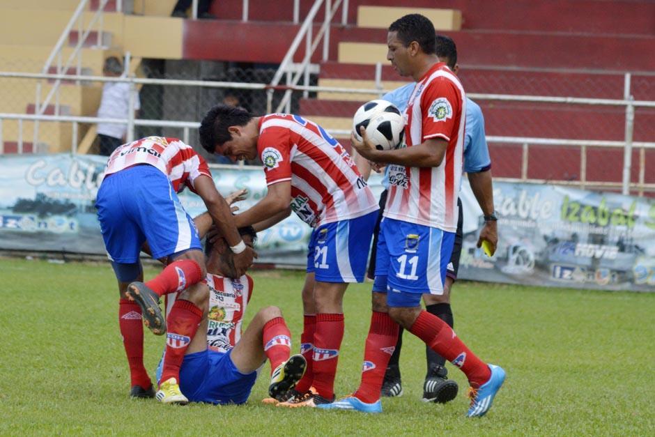 Heredia protagonizó la goleada de la jornada al derrotar 4-0 a Marquense. (Foto: Nuestro Diario)