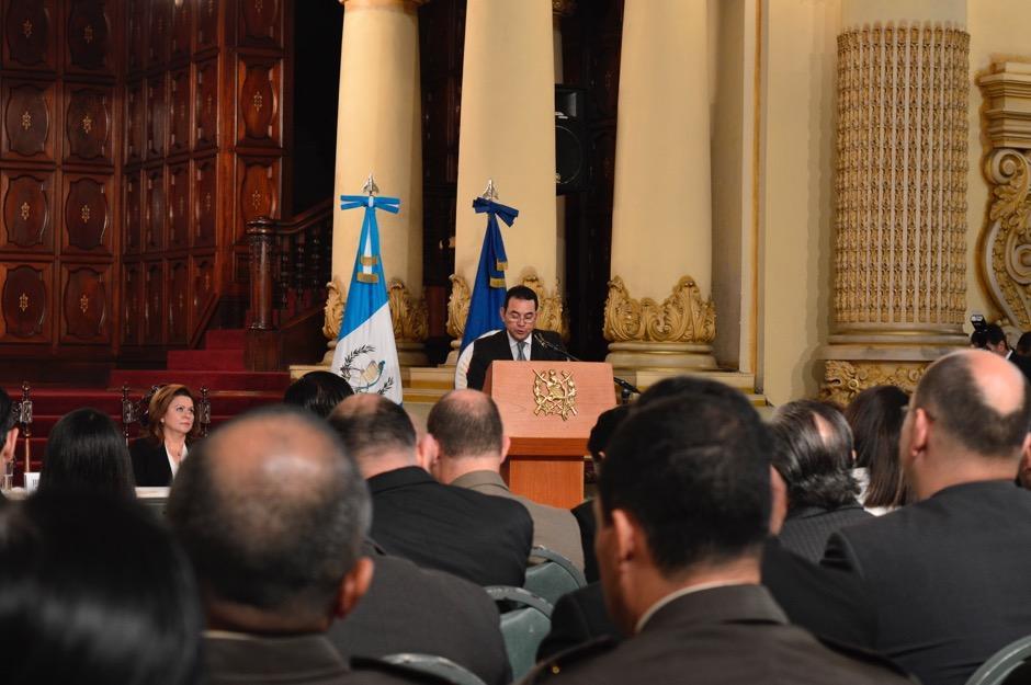 Un gobierno abierto consiste en un cambio de cultura. (Foto: Alejandro Ortiz/Soy502)
