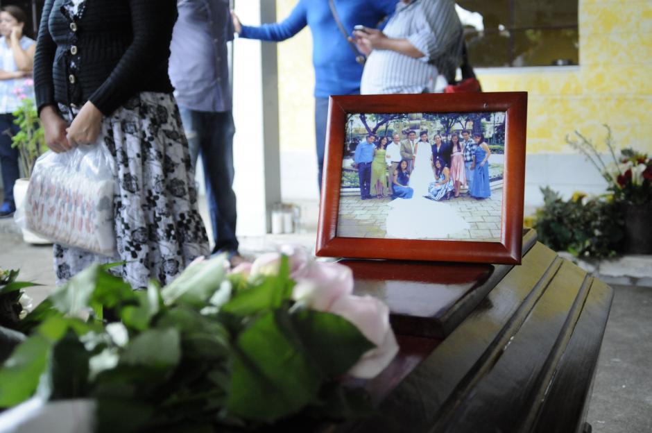 La tragedia de la familia Pu Gómez, de la foto fallecieron siete miembros producto del deslave del pasado jueves en la colonia El Cambray II.(Foto: Pedro Pablo Mijangos/Soy502)