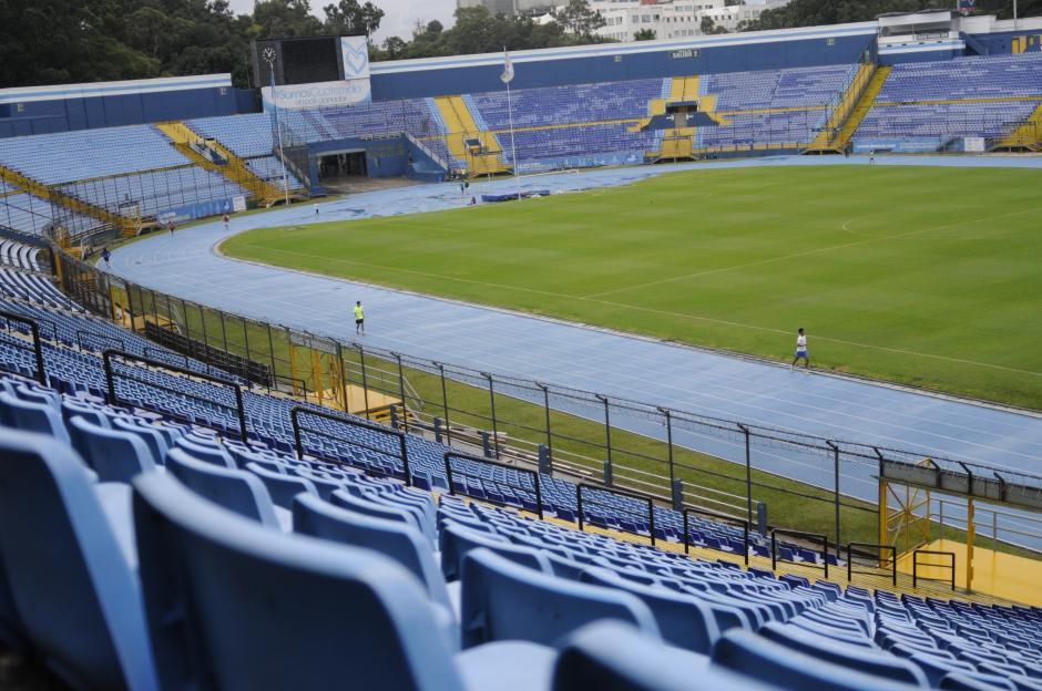 La preferencia es la localidad más grande del estadio de la zona 5. Para el partido de la Selección se han vendido casi los 18 mil boletos puestos a disposición.(Foto: Pedro Pablo Mijangos/Soy502)