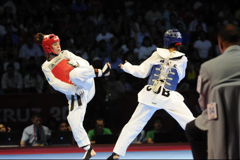 Zamora subió al podio en los Juegos Centroamericanos de San José, Costa Rica, y en los Centroamericanos y del Caribe de Veracruz de 2010 y 2014. Ha participado en dos Juegos Panamericanos y unos Juegos Olímpicos, Londres 2012, cuando terminó quinta. (Foto: Soy502)