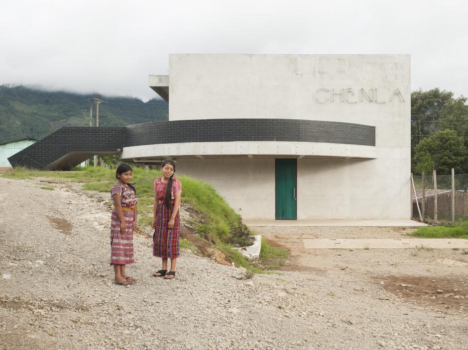 San Felipe Chenla, es una de las escuelas que son parte del proyecto ganador. (Foto: SOLISCOLOMER)
