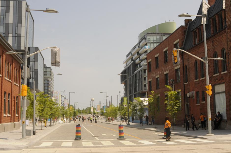 Como en una ciudad viven los atletas que verán acción en Toronto 2015, con todas las comodidades a la mano.(Pedro Pablo Mijangos/Soy502)