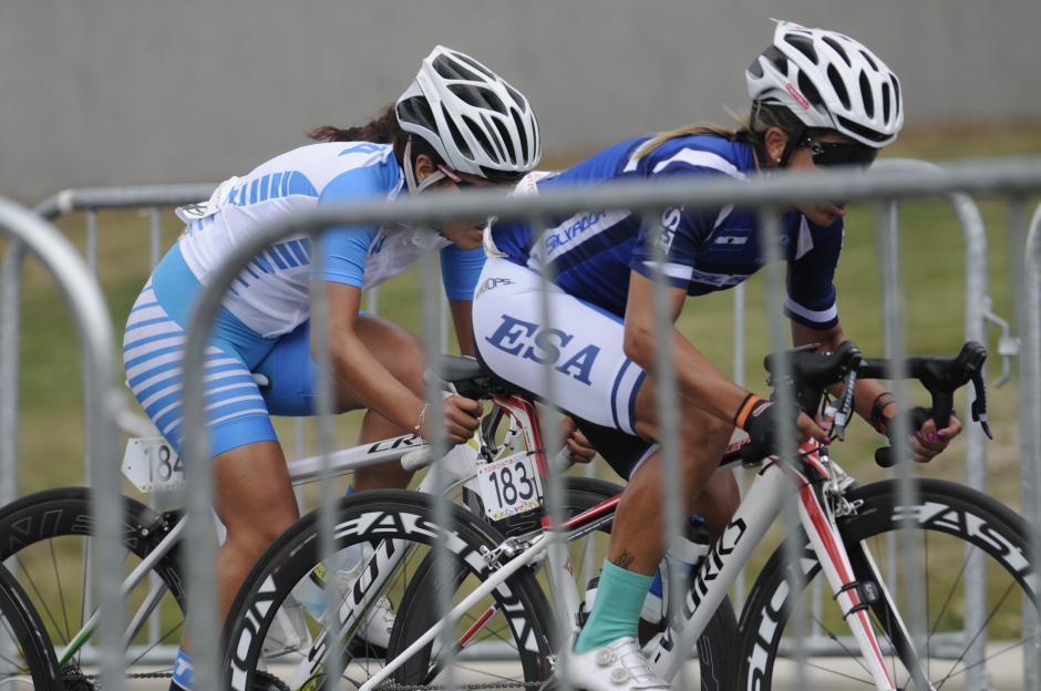 Emelyn Galicia fue la mejor guatemalteca en la prueba de ruta.(Foto: Pedro Pablo Mijangos/Soy502)