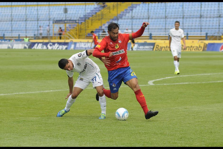 Antes del juego entre Cremas y Antigua, no se había jugado en el Mateo Flores, el último registro era del 20 de septiembre pasado cuando Comunicaciones le ganó 1-0 a Municipal el clásico 289. (Foto: Archivo)