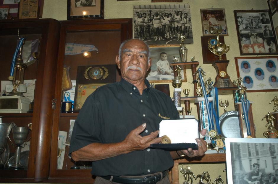 Doroteo Guamuch Flores ganó la Maratón de Bostón en 1952. (Foto: Nuestro Diario)